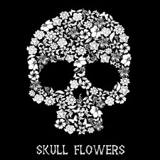 "6/27 Free (iBooks) ""Skull Flowers"" by Jazon Dion Fletcher"