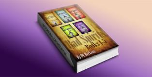 Bad Spirits Books 1-5 by DV Berkam