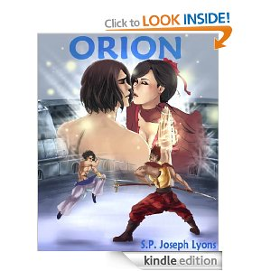The Orion by SP Joseph Lyons