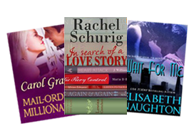 Three FREE Romance Books this Wednesday!