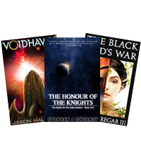 3 Free Epic Fantasy this Friday!