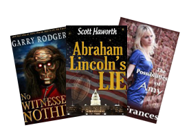 2/8 Three Free Kindle Books 'til tomorrow!