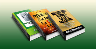 Free Three Nonfiction Kindle Books this Wednesday!