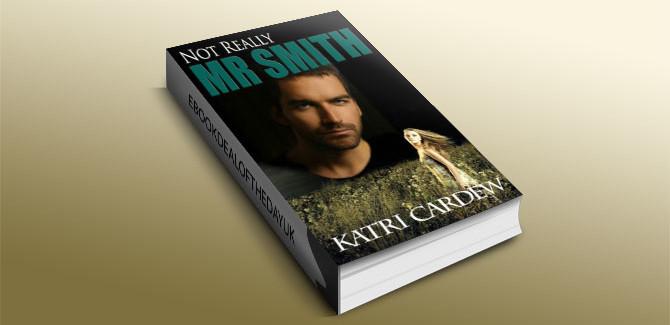 Not Really Mr. Smith by Katri Cardew