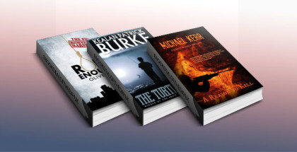Free Three Crime, Thrillers and Mystery Kindle Books