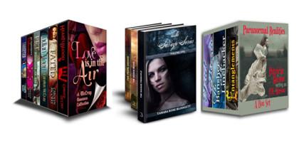 Free Three Kindle Box Sets this Thursday!