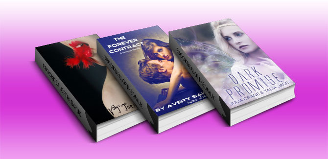 Three Free Kindle Books this Friday!