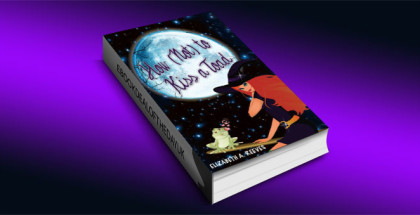 How (Not) to Kiss a Toad (Cindy Eller #1)by Elizabeth A Reeves
