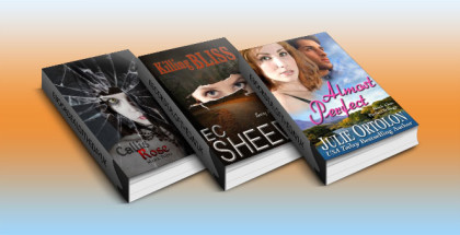 Three Free Fiction Kindle Books this Saturday!