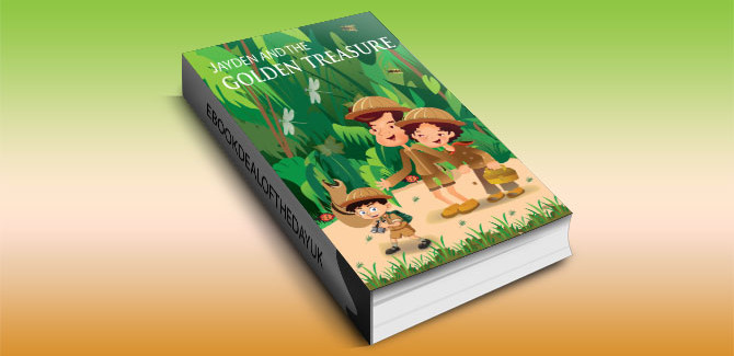 Jayden and the GOLDEN TREASURE by Rebecca Hall