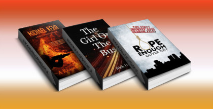 Free Three Mystery, Thrillers Kindle Books this Wednesday!