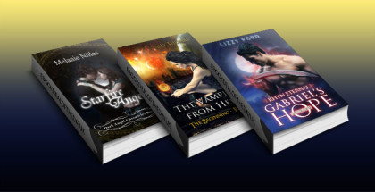 Free Three Paranormal Romance Kindle Books!