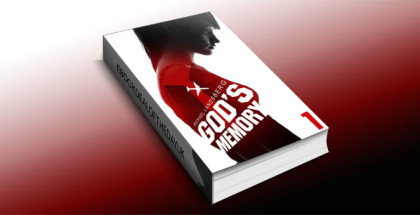 "a political thriller kindle book ""God's Memory"" by Michael Landsberg"