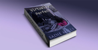 romance kindle book Virtually Perfect by Sadie Mills
