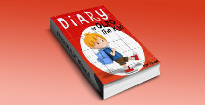 "a children's fiction with kindle ""Diary of Olfo the Kid"" by Kad Rayan"