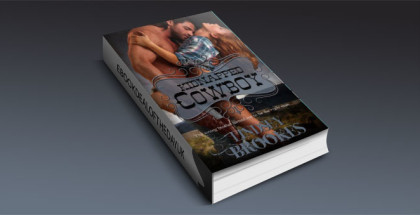 "a contemporary romance ebook ""Kidnapped by a Cowboy"" by Lindsey Brookes"