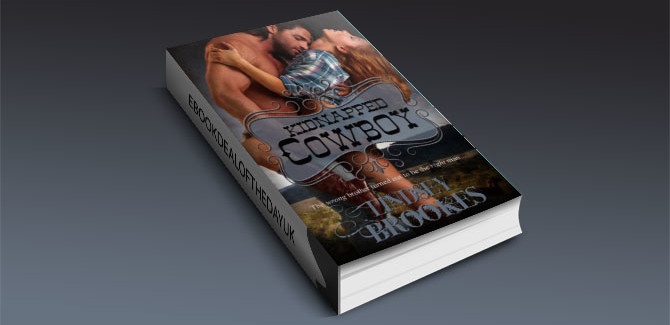 a contemporary romance ebook Kidnapped by a Cowboy by Lindsey Brookes