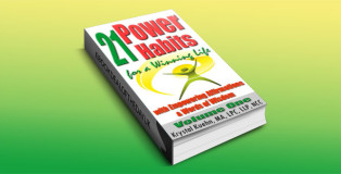 """a non-fiction kindle book """"21 Power Habits for a Winning Life with Empowering Affirmations & Words of Wisdom (Volume One)"""" by Krystal Kuehn"""