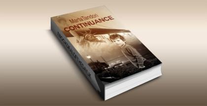"a mystery, historical, suspense kindle ""Continuance"" by Marta Tandori"