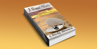 "a romantic fiction kindle book ""A Woman's Worth"" by Chicki Brown"