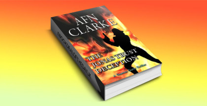 "a thriller suspense ebook ""The Jonas Trust Deception (A Thomas Gunn Thriller)"" by AFN Clarke"