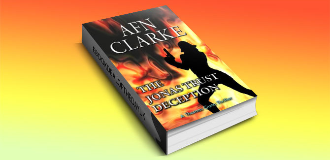 a thriller suspense ebook The Jonas Trust Deception (A Thomas Gunn Thriller) by AFN Clarke
