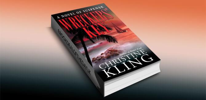 a mystery thriller & suspense ebook Wreckers' Key (Seychelle Sullivan Suspense #4) by Christine Kling