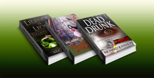 Free YA, Paranormal & Horror Kindle books this Saturday!