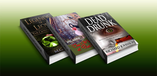 Free YA, Paranormal & Horror Kindle books this Saturday!