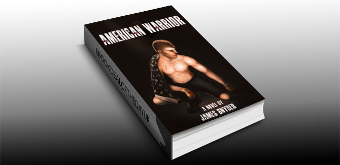 n action & adventure kindle American Warrior by James Snyde