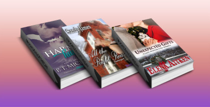 Free Three Romance Kindle Books!