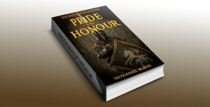 "a historical fiction kindle book ""Pride and Honour - The Battle for Saxony"" by Nathaniel Burns"