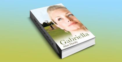 "a humour, satire romance ebook ""Gabriella"" by Alan Hardy"