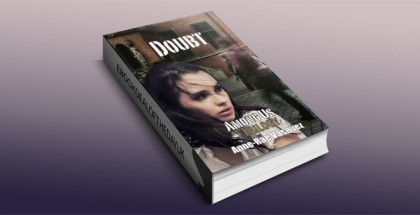 """a metaphysical thriller kindle book """"Doubt (Among Us Trilogy)"""" by Anne-Rae Vasquez"""