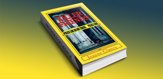 a police procedurals ebook Killer Friends by Joanne Clancy