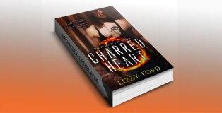 "a paranormal romance kindle book ""Charred Heart (#1, Heart of Fire)"" by Lizzy Ford"