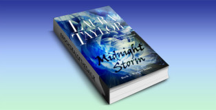 "a romantic drama fiction nookbook ""Midnight Storm (The Warriors #2)"" by Laura Taylor"