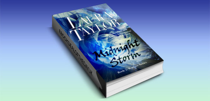 a romantic drama fiction nookbook Midnight Storm (The Warriors #2) by Laura Taylor