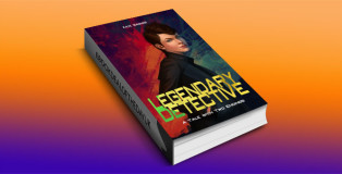 """a mystery detective ebook """"Legendary Detective (Story 1)"""" by Kaye Wagner"""