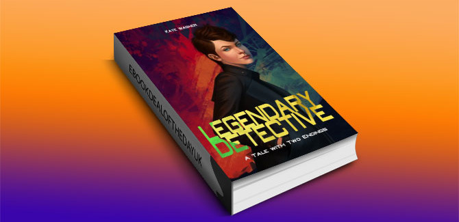 a mystery detective ebook Legendary Detective (Story 1) by Kaye Wagner