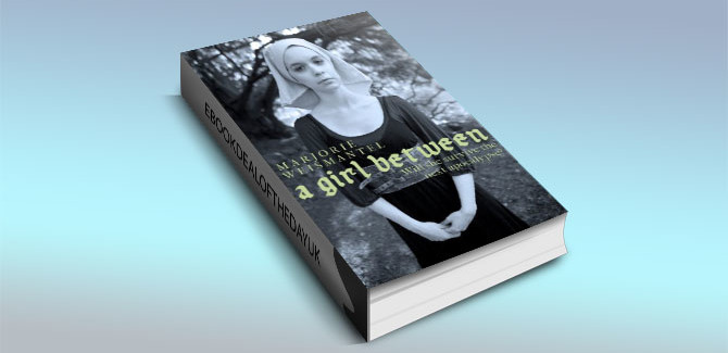 a ya paranormal ebook A Girl Between by Marjorie Weismantel
