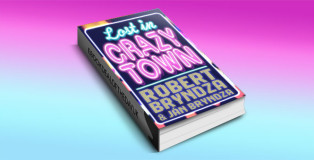 "a contemporary humour ebook ""Lost In Crazytown"" by Jan Bryndza, Robert Bryndza"