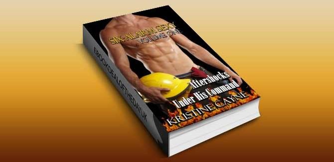 an erotic contemporary romance ebook Six-Alarm Sexy, Volume One by Kristine Cayne