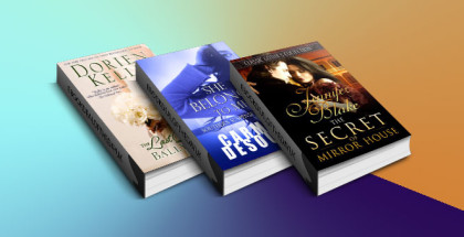 Free Three Differrent Type of Romances (contemporary romance, romantic suspense, romantic gothic suspense) are brought to us by Jennifer Blake, Carmen DeSousa and Dorien Kelly!