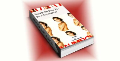"women's fiction kindle book ""Secrets-On-How-To-Be-A-Supermodel"" by Cynthia Anthonio"