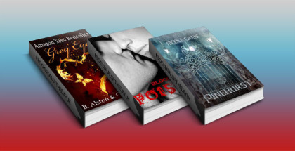 Free Three Paranormal Fantasy Romance Kindle books!