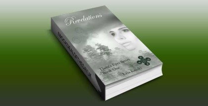 "a ya paranormal romance ebook ""Revelations (Thera's Eyes Series Book 1)"" by Léia Kiuski"