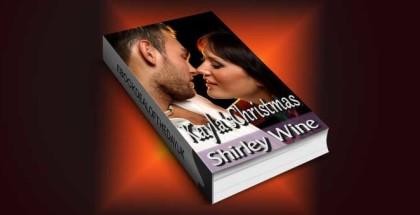 "contemporary holiday romance ebook ""Kayla's Christmas"" by Shirley Wine"
