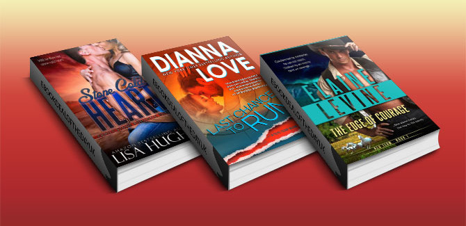Free Three Romantic Suspense Ebooks