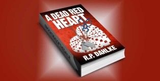 "mystery romance ebook ""A DEAD RED HEART (#2 in The Dead Red Mystery series)"" by RP Dahlke"